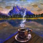 кофейное настро